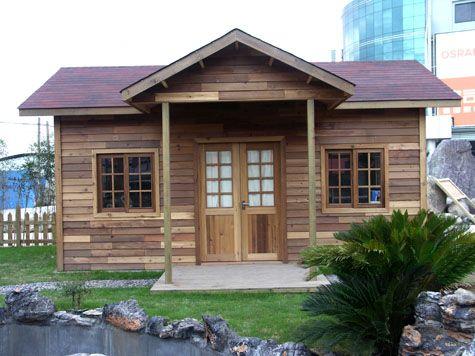 生态木屋设计