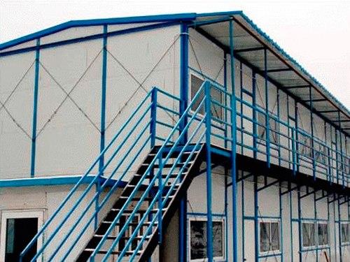 钢结构活动房厂家