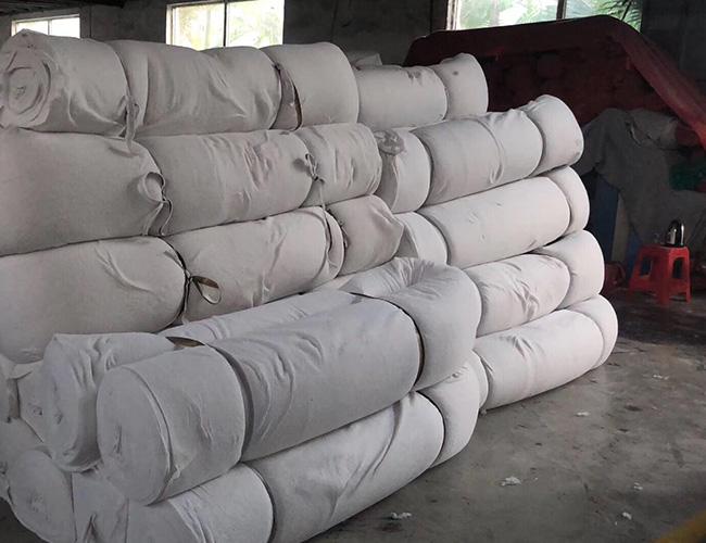 仙游垃圾填埋场路面养护土工布