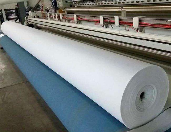 长丝防护土工布
