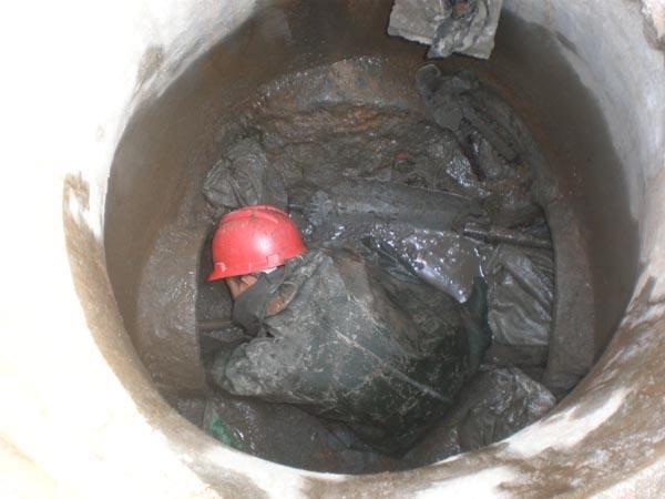 排污管道清理