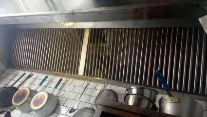 厨房化油池清理