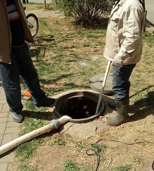 南海区清掏化粪池