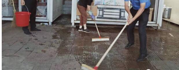 佛山路面清洗