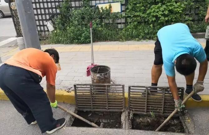 佛山南海区雨水管道清理疏通