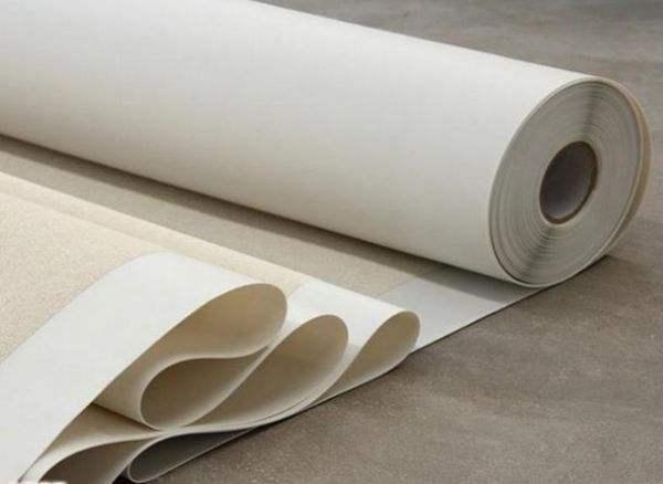PVC防水卷材的施工八个步骤