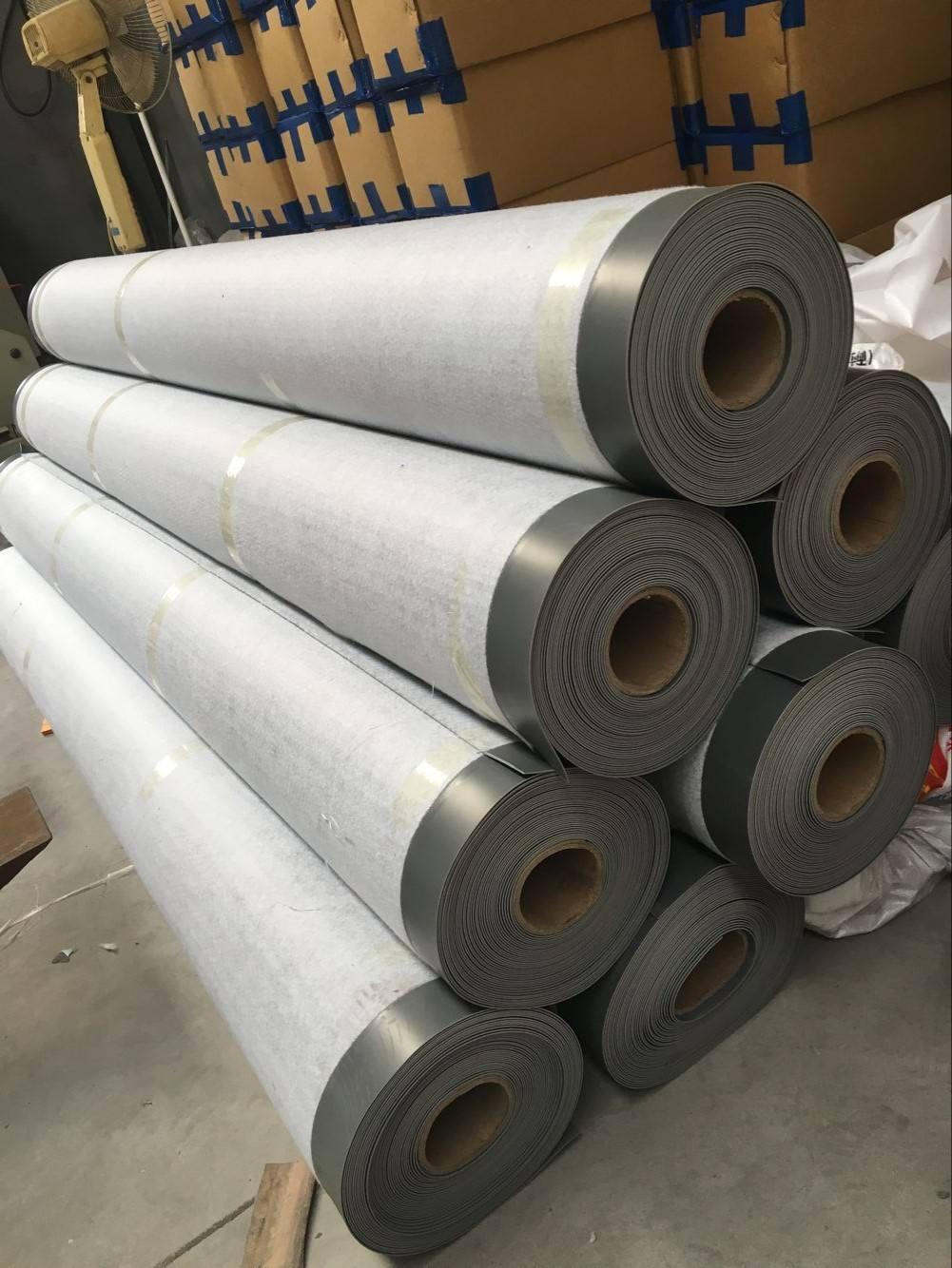 防水卷材PVC
