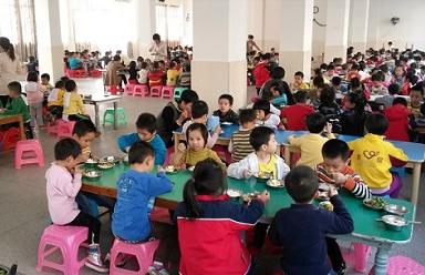 佛山幼儿园食堂承包案例