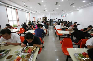 企業食堂承包