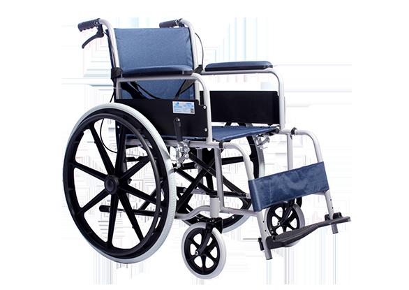 如何帮助老人选择合适的手动轮椅