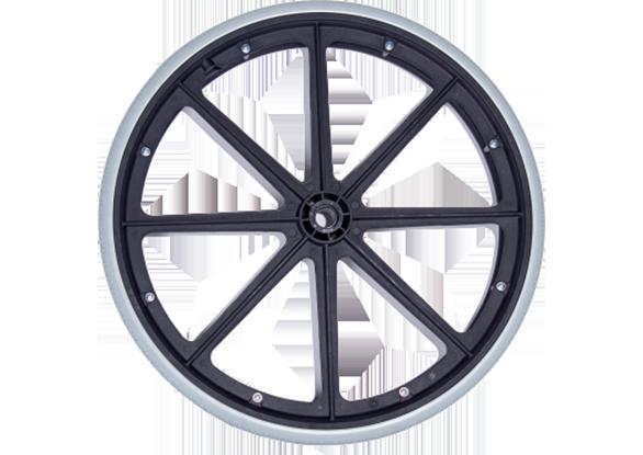 常见配件—PUL24寸轮椅大轮