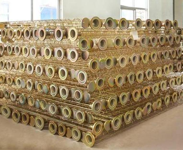 八根筋镀锌袋笼