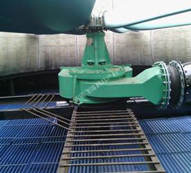 2台1500m3/h钢架填料冷却塔 2台水能风机改造