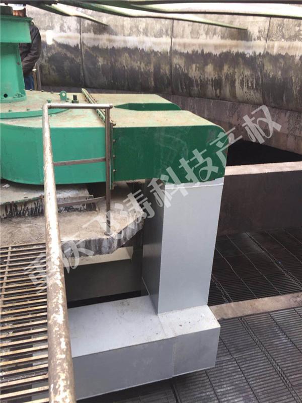 冷却塔改水能风机(现场施工照片)