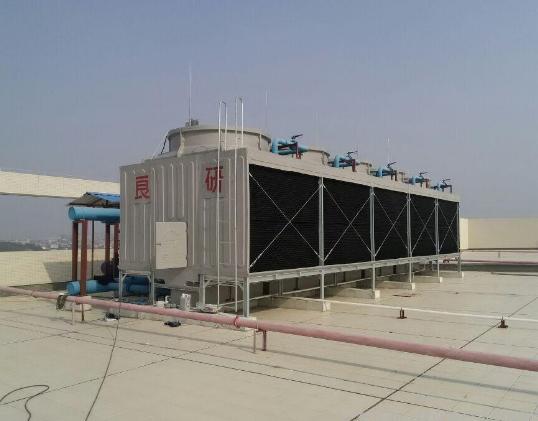 中央空调冷却塔的维修保养