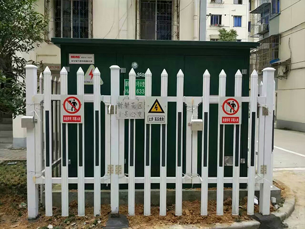 福建PVC塑钢护栏