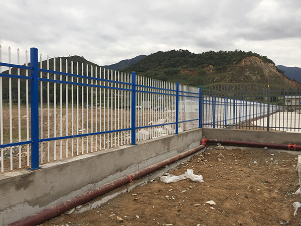 锌钢围墙护栏-002