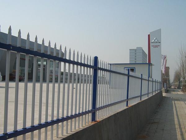 鋅鋼圍牆護欄-009