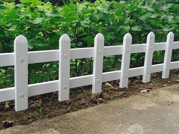 泉州园林pvc护栏