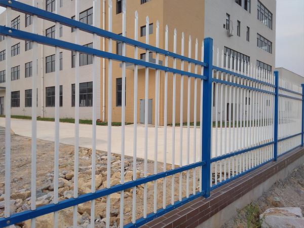 福建校园锌钢围墙护栏