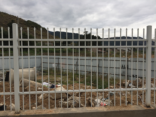 福建市政锌钢围栏