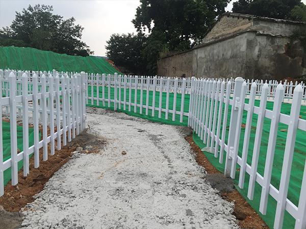 塑钢绿化护栏