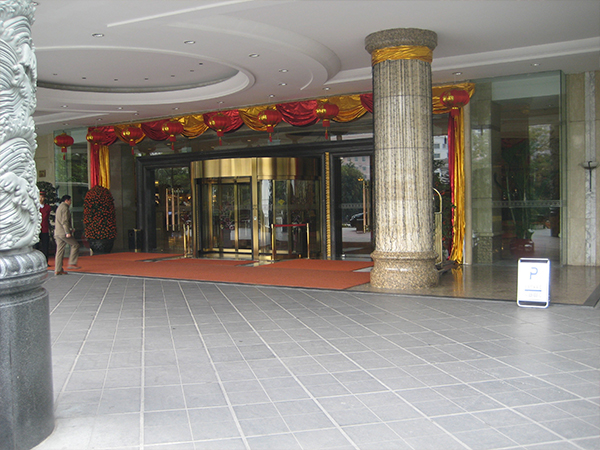 福州感應門