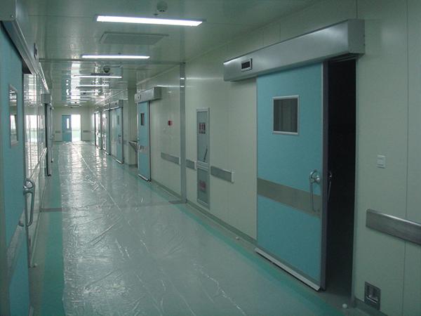寧德醫大附屬醫院醫用門安裝
