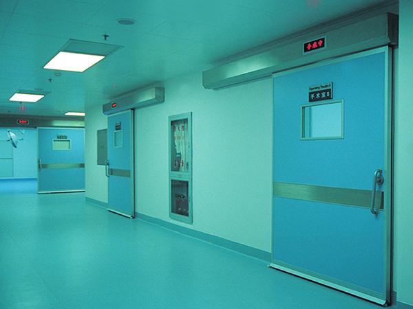 福州医用射线防护门
