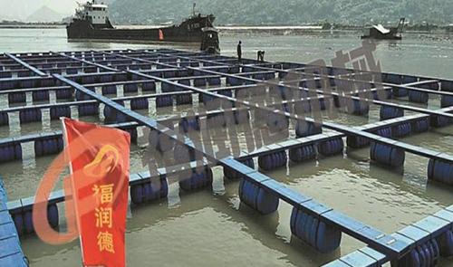 塑胶渔排生产线