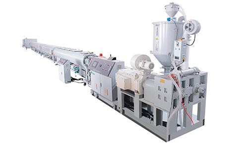 HDPE 燃气& 供水管挤出生产线