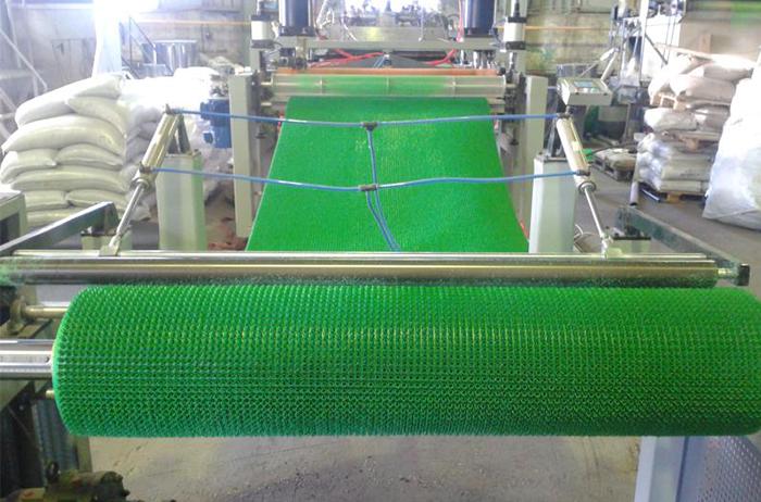 淘金草生产线