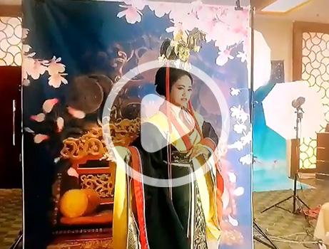 梦回大唐-女王盛典奢华展现