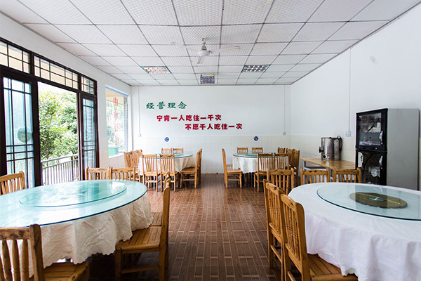 重庆四面山农家乐