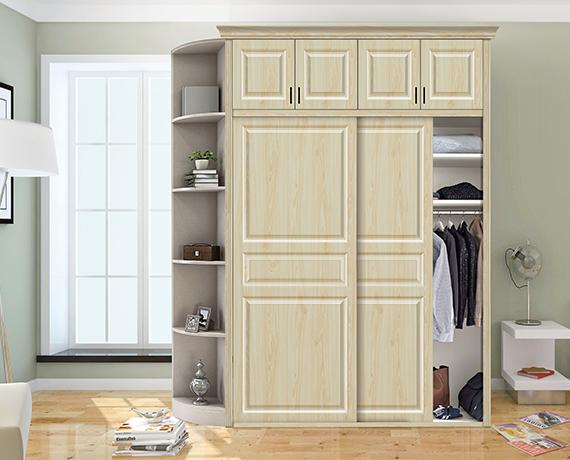 福建全铝整体衣柜