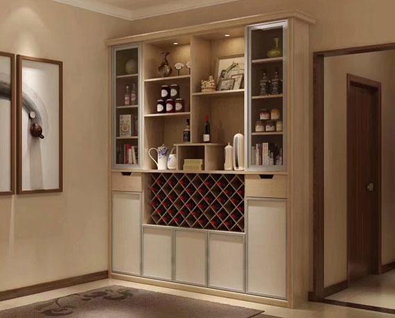 轻奢红酒柜