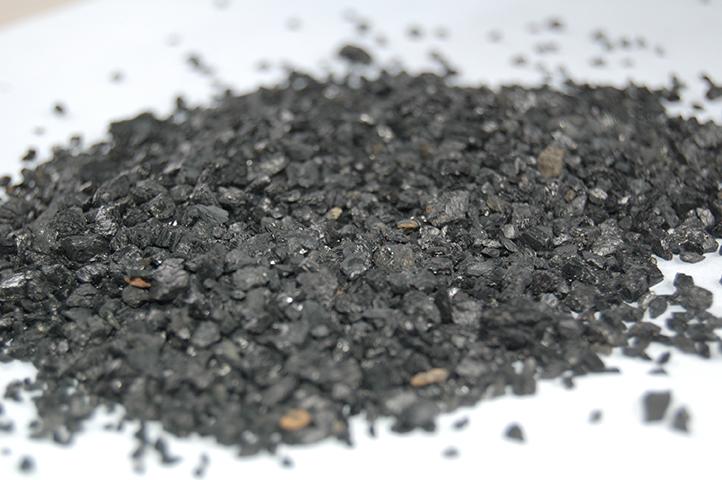 工业废水专用煤质块状炭