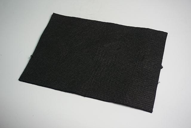 防毒口罩专用纤维活性炭