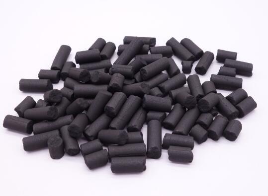 颗粒活性炭化物的活化率