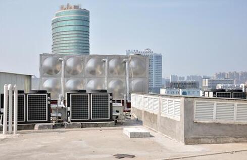 影响太阳能热水体系质量的4大因素