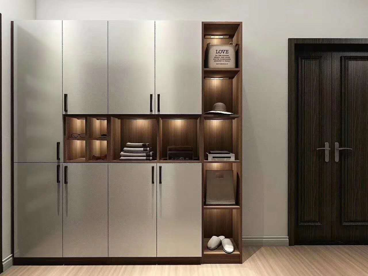 原來全鋁鞋櫃要這樣設計,一個鞋櫃能頂三個,後悔沒能這樣裝!