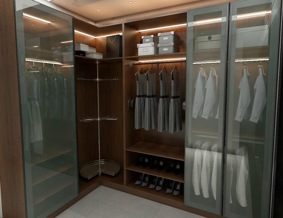 贵州全铝衣柜生产厂家