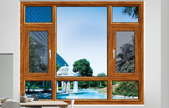 家庭装修与门窗铝材颜色如何搭配?