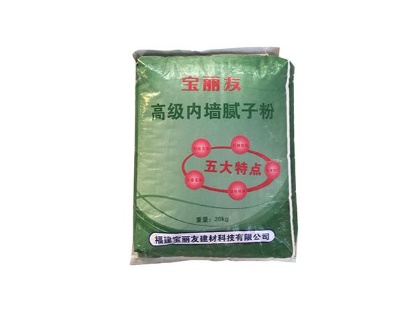 厦门腻子粉装修常用调配方法