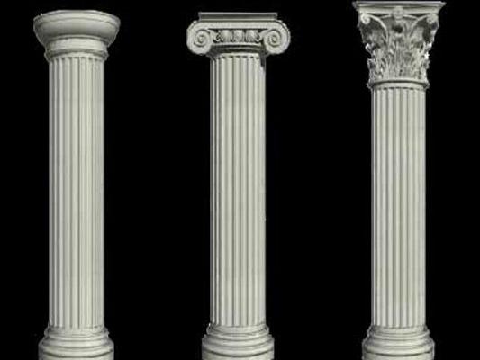 福州grc罗马柱种类