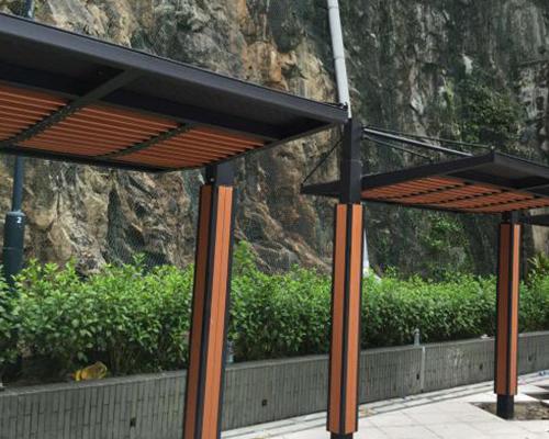 福州钢结构廊架定制