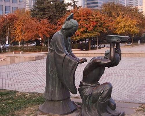 福州麒麟雕塑
