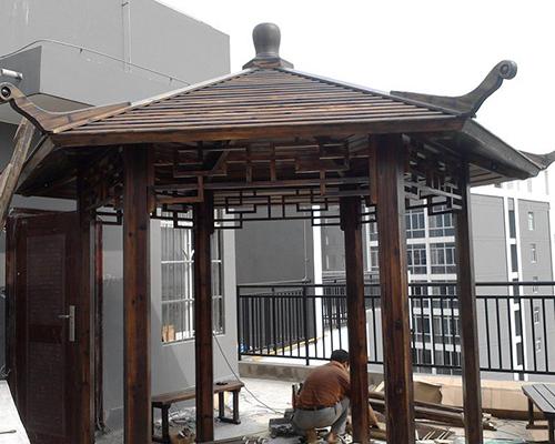 福州景观凉亭