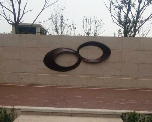 锻铜雕塑浮雕