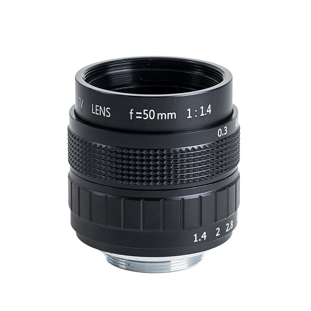 CA255A定焦工业镜头